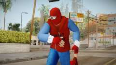 Spider-Man Homecoming - Home Costume (Fan Made) para GTA San Andreas