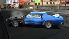 Insane car crashing mod para GTA San Andreas