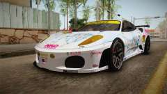 Ferrari F430GT 2010 27 Pacific Racing para GTA San Andreas