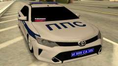 Toyota Camry Police para GTA San Andreas