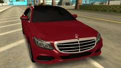 Mercedes Benz C63 AMG Station Wagon 2015 para GTA San Andreas