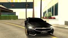 KIA Cadezna 2017 para GTA San Andreas