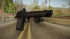 Battlefield 4 - Desert Eagle para GTA San Andreas