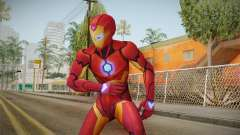 Marvel Future Fight - Iron Heart para GTA San Andreas