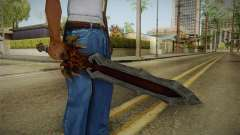 Injustice: Gods Among Us - Ares Sword para GTA San Andreas