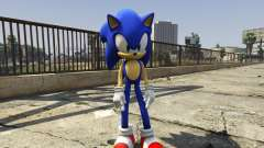 Sonic The Hedgehog para GTA 5