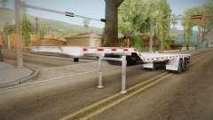 American Flatbed (Multiple) Trailer para GTA San Andreas