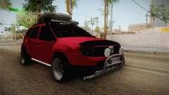 Dacia Duster Offroad para GTA San Andreas