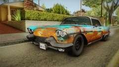 Cadillac Eldorado Brougham 1957 Rusty IVF para GTA San Andreas