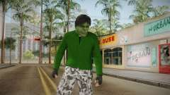 Spider-Man Homecoming - Hulk Thief para GTA San Andreas