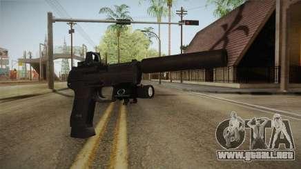 Battlefield 4 - Compact 45 para GTA San Andreas
