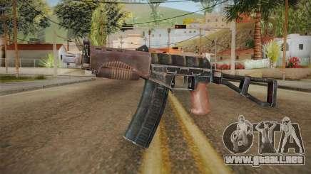 Survarium - SR-2M para GTA San Andreas