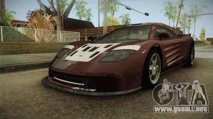 GTA 5 Progen GP1 para GTA San Andreas
