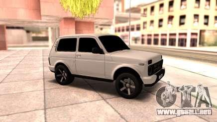 Vaz 2121 Urban Armenia para GTA San Andreas