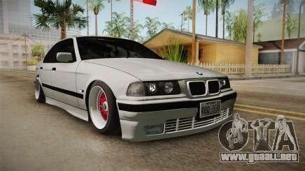 BMW 320i E36 Sedan para GTA San Andreas