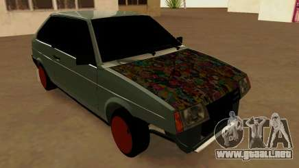 VAZ 2108 Vagabundo para GTA San Andreas