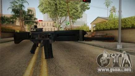 Battlefield 4 - USAS-12 para GTA San Andreas