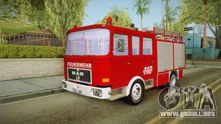 MAN F8 14.192 LHF para GTA San Andreas