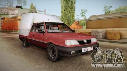 Daewoo-FSO Polonez Truck Plus 1.6 GLi para GTA San Andreas