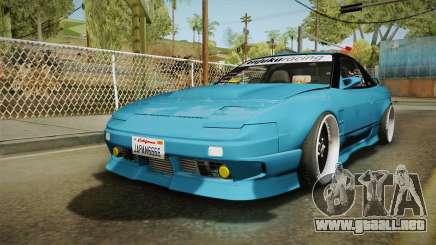 Nissan 180SX RPS13 Type-X para GTA San Andreas