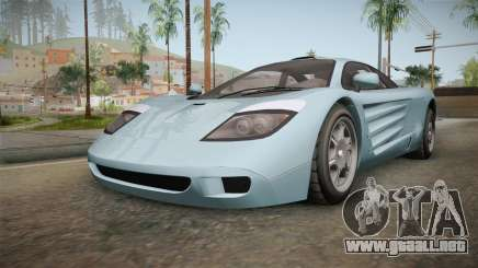 GTA 5 Progen GP1 IVF para GTA San Andreas