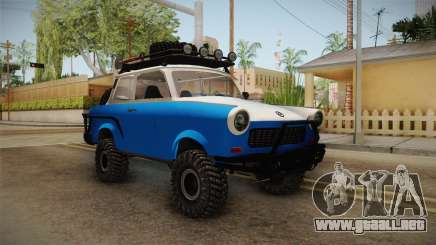 Trabant 601 4x4 Off Road para GTA San Andreas