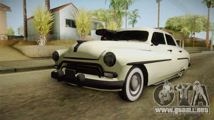 Mercury Monterey Sedan 1950 para GTA San Andreas