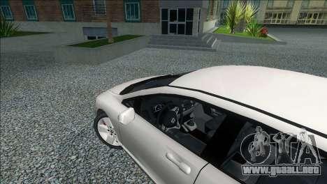 Honda Civic 2007 para la visión correcta GTA San Andreas