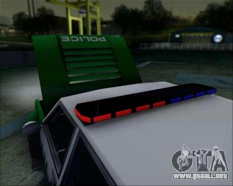 LVPD Drift Project para la visión correcta GTA San Andreas