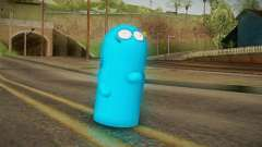 Fosters Home for Imaginary Friends - Bloo para GTA San Andreas