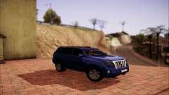 Toyota LC Prado 150 para GTA San Andreas