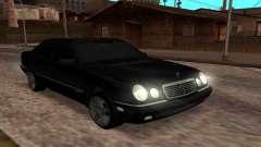 Mersedes-Benz W210 para GTA San Andreas