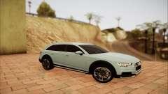 Audi A4 Allroad 2017 para GTA San Andreas
