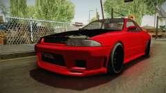 GTA 5 Annis Elegy Retro Custom v2 IVF para GTA San Andreas