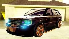 RANGE ROVER SPORTS 2008 para GTA San Andreas