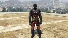 Arkham Knight para GTA 5