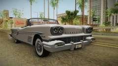Pontiac Bonneville Hardtop 1958 HQLM para GTA San Andreas
