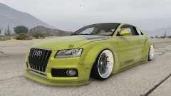 Audi S5 Liberty Walk para GTA 5