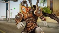 God of War - Ares para GTA San Andreas