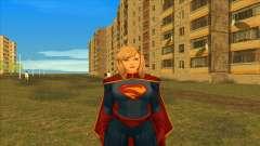Supergirl Legendary from DC Comics Legends para GTA San Andreas