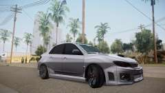 Subaru Impreza WRX STI 2009 TUNED para GTA San Andreas