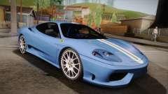 Ferrari 360 Challenge Stradale v3.2 para GTA San Andreas