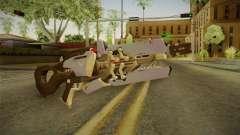 Overwatch 9 - Widowmakers Rifle v1 para GTA San Andreas