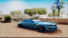 BMW M6 Stance para GTA San Andreas