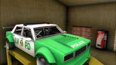 LVPD Drift Project para GTA San Andreas