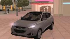 Hyundai ix35 2.0 CRDi 2010 para GTA San Andreas