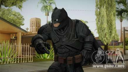 Batman vs. Superman - Batman Armor para GTA San Andreas