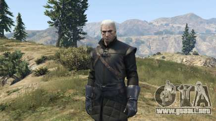 Geralt of Rivia New Moon Gear para GTA 5