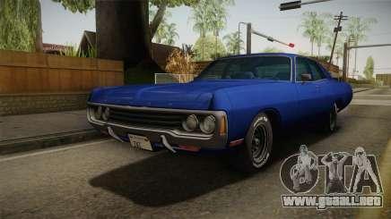 Dodge Polara 1971 para GTA San Andreas