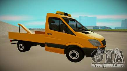 Mercedes-Benz Sprinter W906 para GTA San Andreas